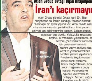 Bijan Turkish media